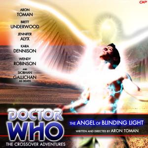 Doctor Who: The Angel of Blinding Light cover art