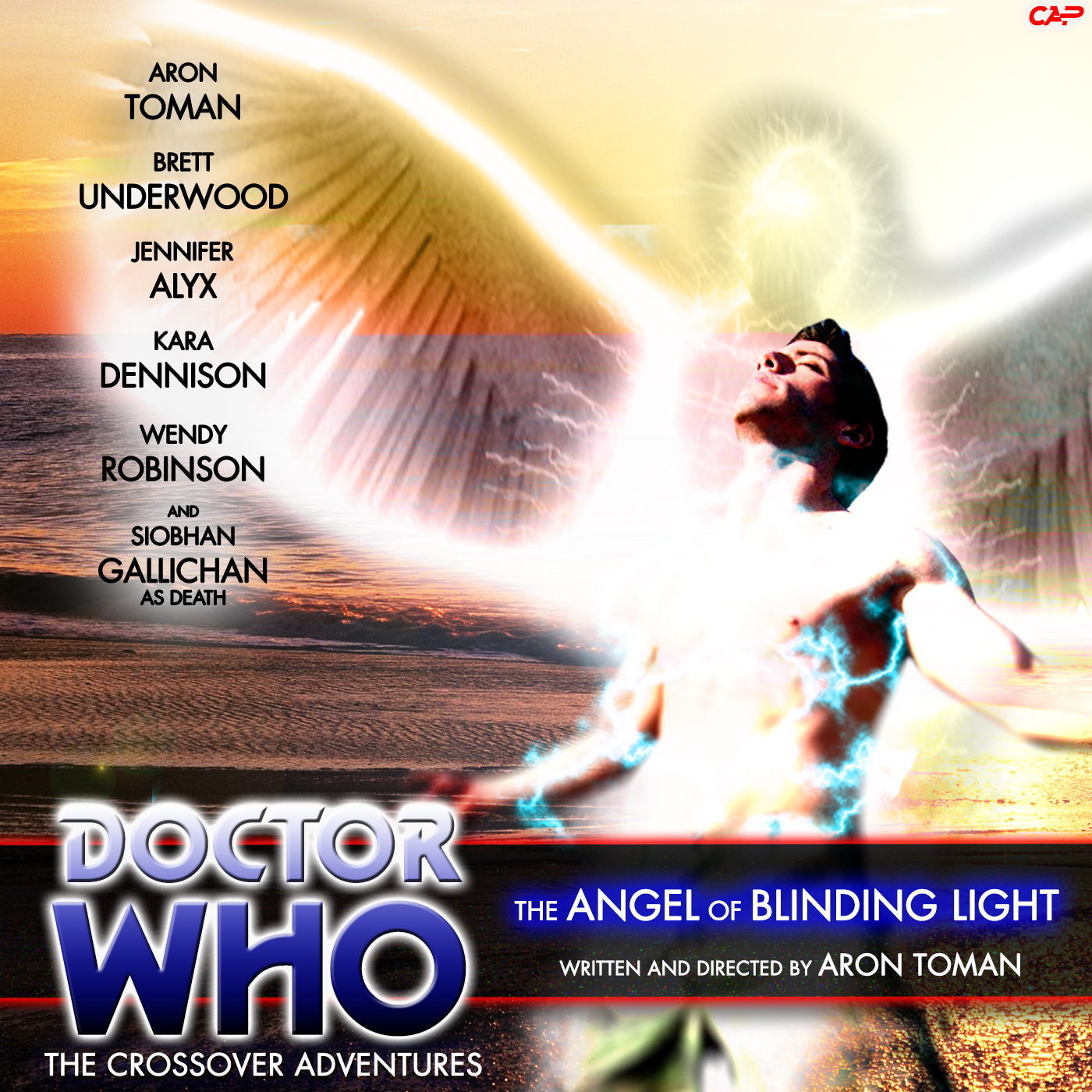 The Angel of Blinding Light cover art