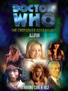 Doctor Who - Illusia cover art