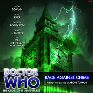 Doctor Who - Race Against Chime cover art
