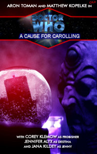 Doctor Who: A Cause for Carolling cover art