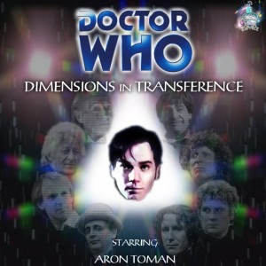 Doctor Who - Dimensions in Transference cover art