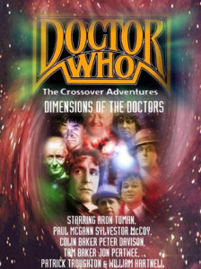 Doctor Who - Dimensions of the Doctors cover art