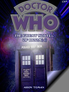 Doctor Who - The Great Novel(la) of Doom(ish) cover art
