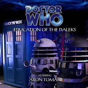 Doctor Who - Education of the Daleks cover art