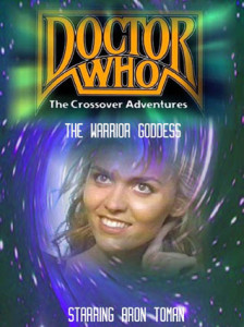 Doctor Who - The Warrior Goddess cover art