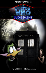 Doctor Who - Judgement cover art