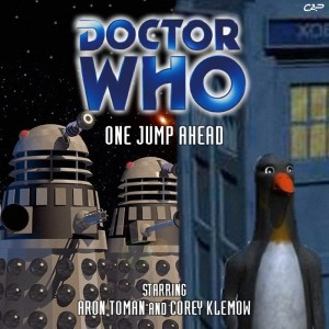 Doctor Who - One Jump Ahead cover art