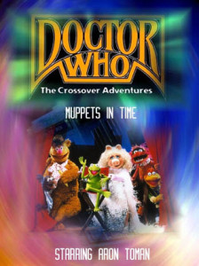 Doctor Who - Muppets in Time cover art