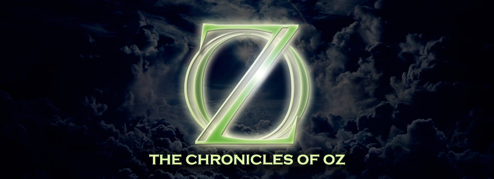 The Chronicles of Oz logo
