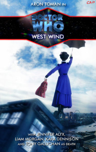 Doctor Who - West Wind cover art