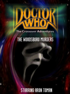 Doctor Who - The Woodsboro Murders cover art