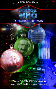 Doctor Who - A TARDIS Christmas cover art